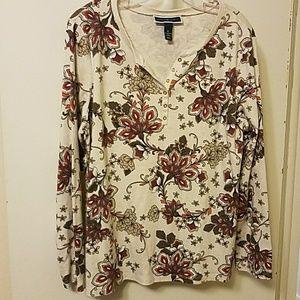 Beautiful long sleeve tshirt